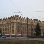 Sozialistische Architektur in Nowa Huta